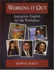 Cover of: Working it Out | Ronna Magy