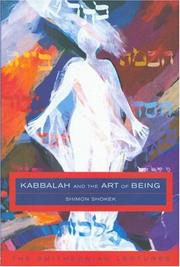 Cover of: Kabbalah and the Art of Being