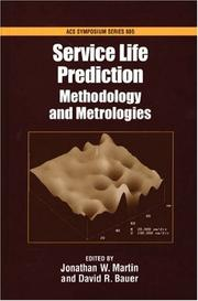 Cover of: Service Life Prediction |