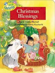 Cover of: Christmas Blessings (Little Blessings Picture Books.)