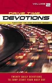 Cover of: Drive-Time Devotions (Book 2) | Gary McSpadden