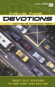 Cover of: Drive-Time Devotions (Book 3) | Gary McSpadden