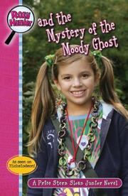 Cover of: Roxy Hunter and the Mystery of the Moody Ghost (Roxy Hunter)