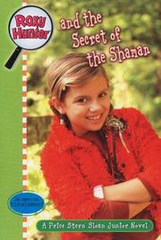 Cover of: Roxy Hunter and the Secret of the Shaman (Roxy Hunter)