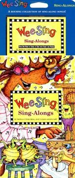 Cover of: Wee Sing Sing-Alongs book and cassette (reissue) (Wee Sing) | Pamela Conn Beall