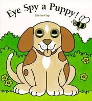 Cover of: Eye Spy a Puppy (Eye Spy)