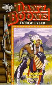 Cover of: By Honor Bound (Dan'l Boone, the Lost Wilderness Tales Series)