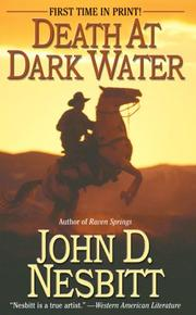 Death at Dark Water