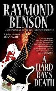 Cover of: A Hard Day's Death