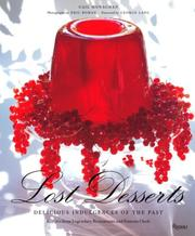 Cover of: Lost Desserts