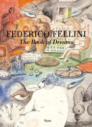 Cover of: Fellini's Book of Dreams