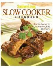 Cover of: Southern Living Slow Cooker Cookbook