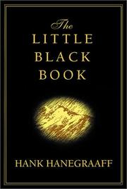 Cover of: The Little Black Book