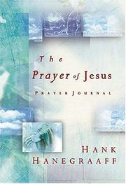Cover of: The Prayer Of Jesus Prayer Journal