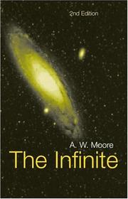 Cover of: The Infinite (Problems of Philosophy Their Past and Present)