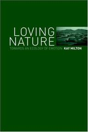 Cover of: Loving Nature
