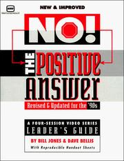 Cover of: No! The Positive Answer, Leader