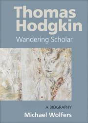 Cover of: Thomas Hodgkin | Michael Wolfers