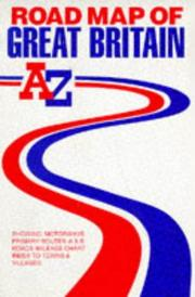Cover of: AZ Road Map of Great Britain | Geographers A-Z Map Company