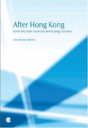 Cover of: After Hong Kong | Ivan Mbirimi