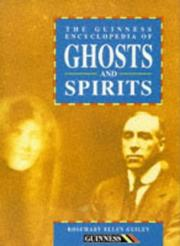 Cover of: The Guinness Encyclopedia of Ghosts and Spirits