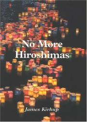 Cover of: No More Hiroshimas