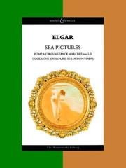 Cover of: Sea Pictures