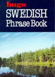 Cover of: Swedish Phrase Books