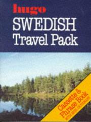 Cover of: Swedish Travel Pack (Hugo's Travel Packs Series)