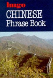 Cover of: Chinese Phrase Book (Phrase Books)