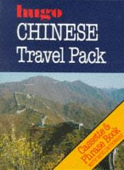 Cover of: Chinese Travel Pack (Travel Packs)