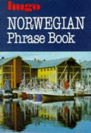 Cover of: Norwegian Phrase Book (Hugo's Simplified System)