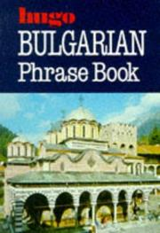 Cover of: Bulgarian Phrase Book (Phrase Books)