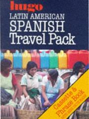 Cover of: Latin-American Spanish Travel Pack (Travel Packs)