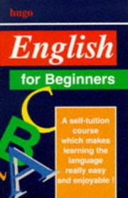 Cover of: English in Three Months