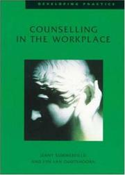 Cover of: Counselling in the Workplace (Developing Practice) | Jenny Summerfield