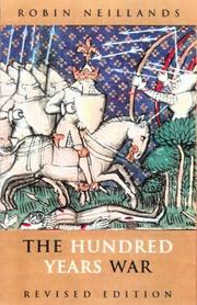 Cover of: The Hundred Years War
