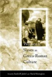 Cover of: Women and Slaves in Greco-Roman Culture
