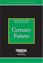 Cover of: Currency Futures