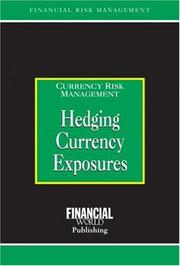 Cover of: Hedging Currency Exposures