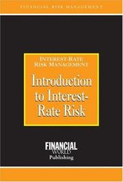 Cover of: Introduction to Interest-Rate Risk (Risk Management Series)