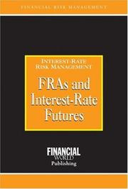 Cover of: FRAs and Interest-Rate Futures
