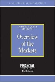 Cover of: Overview of the Markets