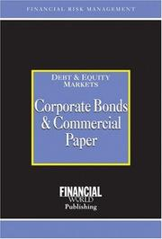 Cover of: Corporate Bonds and Commercial Paper