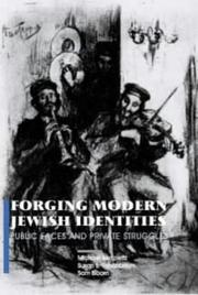 Cover of: Forging Modern Jewish Identities |