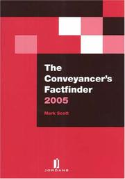 Cover of: The Conveyancer