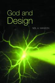 Cover of: God and Design