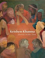 Cover of: Krishen Khanna (Contemporary Indian Artists) | Krishen Khanna