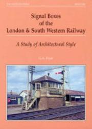 Cover of: Signal Boxes of the London and South Western Railway (Series X)