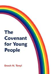 Cover of: The Covenant for Young People | Enoch, T Tanyi